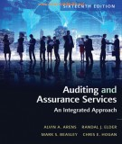 auditing  and assurance services - an integrated approach (16/e): part 1