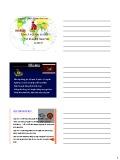 Bài giảng Tâm lý học đại cương: Chương 1 - ThS. Đoàn Thị Thanh Vân