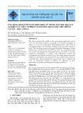 Ứng dụng bộ bản đồ giáo khoa điện tử trong dạy học địa lí 11 (Nghiên cứu thực nghiệm tại Trường Trung học phổ thông Cái Tắc - Hậu Giang)