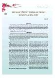 Tạp chí Di sản văn hóa, Di sản văn hóa, Tản mạn về hình tượng gà trong di sản văn hóa Việt