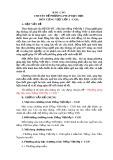 Báo cáo Phương pháp dạy học môn tiếng Việt lớp 1- CGD