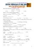 120 Bài trắc nghiệm Toán lớp 5