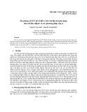 Mô phỏng số FFT hệ số dẫn vĩ mô vật liệu hai pha dạng nền-cốt liệu elliptic và các phương pháp xấp xỉ