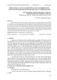 Phân tích các yếu tố ảnh hưởng sự suy giảm diện tích vùng nguyên liệu mía đường huyện Trà Cú, tỉnh Trà Vinh