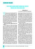Phát triển doanh nghiệp thương mại, dịch vụ trên địa bàn tỉnh Quảng Bình