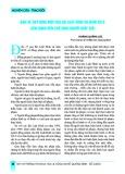 Bàn về quy định mới của bộ Luật hình sự năm 2015 liên quan đến chế định người giúp sức
