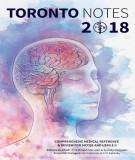 toronto notes 2018 (34/e): part 2