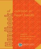 Ebook Handbook of nutrition in heart health: Part 1