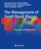 the management of small renal masses: part 1