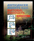 anticancer agents from natural products (2/e): part 1