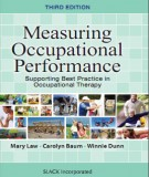 measuring occupational performance (3/e): part 2