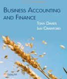 business accounting and finance: part 2 - tony davies, ian crawford