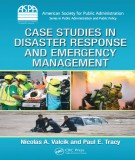Ebook Case studies in disaster response and emergency management: Part 1