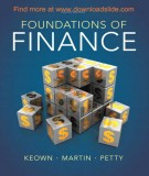 foundations of finance (8/e): part 2