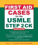 Ebook First aid cases for the USMLE Step2ck (2/E): Part 1