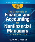 Ebook The essentials of finance and accounting for nonfinancial managers (3/E): Part 1