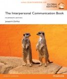 the interpersonal communication book (14th edition): part 2