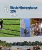 Báo cáo Hiện trạng lưu vực 2010