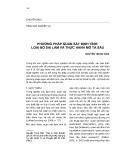 Phương pháp quan sát định tính loại bỏ sai lầm và thực trạng mô tả sâu - Nguyễn Trung Kiên