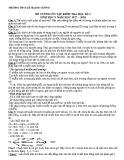Đề cương ôn tập HK 2 môn Sinh học lớp 9 năm 2017-2018 - THCS Lê Quang Cường