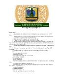 Đề cương ôn tập HK 1 môn Ngữ văn lớp 12 năm 2014-2015 - THPT Thuận Thành Số 1