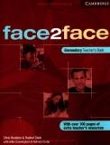 Giáo trình Face2face elementary teacher's book: Phần 2