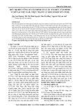 Mức độ bền vững về tài chính của các tổ chức tài chính vi mô tại Việt Nam: thực trạng và một số khuyến nghị