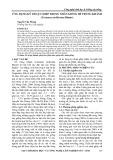 Ứng dụng kỹ thuật ghép trong nhân giống dẻ trùng khánh (Castanea mollissima Blume)