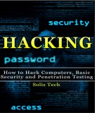 hacking: how to hack computer - basic security and penetration testing