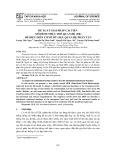 Đề xuất giải pháp cải tiến mô hình thực thể quan hệ (er) để biểu diễn cơ sở dữ liệu quan hệ phân tán