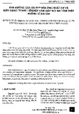 Ảnh hưởng của gá kẹp đến ứng suất dư và biến dạng trong liên kết hàn giáp mối hai tấm thép không gỉ AISI 304