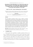 The role of transparency on the intention to donate money to charitable organizations: A combination of multiple correspondence analysis and conjoint analysis