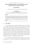 Ngôn ngữ học Tri nhận: Từ lập trường chung đến một số luận thuyết cơ bản