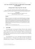 Các yếu tố kinh tế vĩ mô tác động đến giảm nghèo ở Lâm Đồng