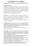 Bài tập Kế toán tài chính 2: Kế toán tiêu thụ