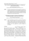 Mô tả loài hải sâm stichopus sp. (ngành Da Gai - lớp hải sâm ) thu tại vịnh Nha Trang
