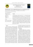 Tính chất quang - từ của vật liệu BaTiO3 pha tạp Fe tại vùng biên pha cấu trúc