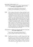 Hệ sinh thái rạn san hô ở vịnh vân phong, tỉnh Khánh Hòa – tình trạng và giải pháp quản lý