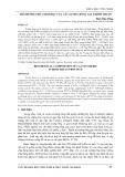 Thành phần hóa sinh học của cây xương rồng gai ở Bình Thuận