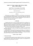 Nghiên cứu thực nghiệm, thiết kế quy trình bóc vỏ tôm tự động