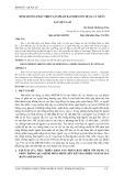 Định hướng phát triển sản phẩm bảo hiểm tín dụng cá nhân tại Việt Nam
