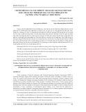 Chuyển đổi báo cáo tài chính từ chuẩn mực kế toán Việt Nam sang chuẩn mực trình bày báo cáo tài chính quốc tế tại tổng công ty điện lực miền trung
