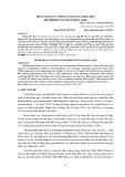 Nhân giống in vitro lan hoàng thảo kèn (dendrobium lituiflorum lindl.)