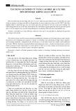 Xây dựng sách điện tử nâng cao hiệu quả tự học môn hình học không gian lớp 12