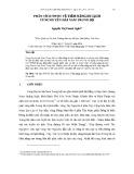 Phân tích SWOT về tiềm năng du lịch vùng duyên hải Nam Trung Bộ