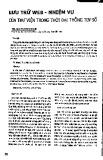 Lưu trữ Web nhiệm vụ của thư viện trong thời đại thông tin số