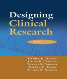 Ebook Designing clinical research (3/E): Part 2