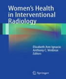 Ebook Women's health in interventional radiology: Part 2