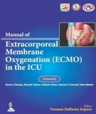 manual of extracorporeal membrane oxygenation (ecmo) in the icu: part 1