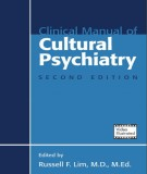 clinical manual of cultural psychiatry (2/e): part 1
